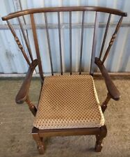 ercol style chair fabulous for a bedroom or reading area