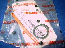 DUCATI 999R 04 MONSTER S4 01 SR4S 07 GEN NOS TIMING CIRCLIP SNAP RING 735002054