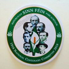 Irish Ireland 1916 National Centenary Committee 2016 Decal Sticker