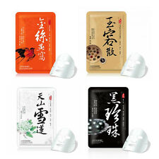【LOVEMORE】Oriental Herbal Series 4 Types Assorted Mask Sheet (4pcs)