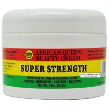 African Queen Beauty Cream Super Strength 8 Oz / 226.4 g