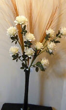 Unbranded 100% Silk Standing Dried & Artificial Flowers