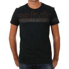 T shirt calvin klein homme manche courte CMP84T noir ou écru Taille S M L XL