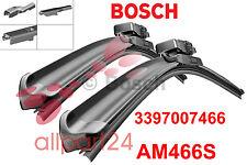Bosch 3397007466 Wischblatt Satz Aerotwin AM466S - Länge:650/380 Scheibenwischer