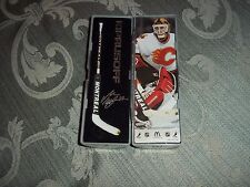 2006-07 McDonald's NHL Star Sticks Mikka Kiprusoff Calgary Flames