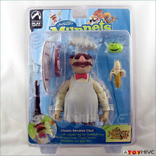 Muppet Show Palisades Classic Swedish Chef action figure series 9 Muppets