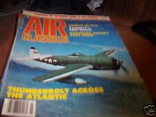 Air Classics Magazine March 1980 Chosts of 1944