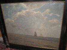 SCHÖNCHEN Leopold,*1855 Schiffe auf hoher See