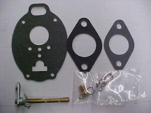 Oliver 550, 660, 770, 880, 1550 Carburetor rebuild, Marvel Schebler carbs