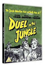 DUEL IN THE JUNGLE. Jeanne Crain, Dana Andrews, David Farrar. New Sealed DVD.