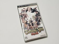 PSP Tactics Ogre Japan PlayStation Portable game US Seller