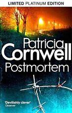 Postmortem (Dr Kay Scarpetta), Cornwell, Patricia, Very Good, Paperback