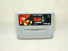 Super Famicom RANMA 1/2 Chonai Gekitou Video Game Nintendo Cartridge Only sfc