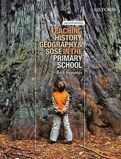 Teaching History, Geography and SOSE in the Primary School 2nd Edition Free Ship