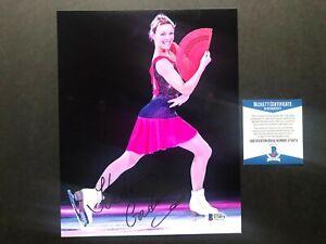Ekaterina Goordeeva signed autographed Olympics skate 8x10 photo Beckett BAS coa