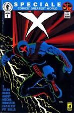 Comics' Greatest World completa 2 volumi Star buone condizioni