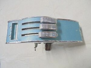 1968 Mercury Cougar Ford Mustang Heater Control Assembly - C8ZA-18A668