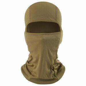 1/2/3PCS Windproof Balaclava Winter Ski Outdoor Biker Full Face Mask Hood Hats