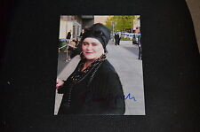 ELVIRA BACH signed  Autogramm 20x25 cm In Person signiert