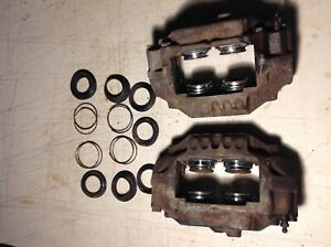 TOYOTA HILUX RN LN 106 (88 to 97)FRONT BRAKE CALLIPERS.