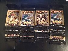 MTG MAGIC LOT DE 12 BOOSTERS LEGIONS EN JAPONAIS LEGIONS JAPANESE PACKS