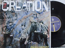 CREATION How does it Feel to Feel 1998 UK re GET BACK  PSYCH  LP