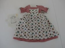 American Girl Pleasant Company Felicity Spring Gown & Pinner Apron Retired