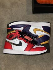 Jordan 1 LA to Chicago Size 9 Worn 1x With OG All SEND OFFERS