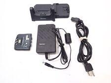 Intermec CN3 CN4 AD10 Cradle Dock w/ Battery + Adapter 871-025-001 871-025-002