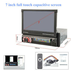 General Car Touch Screen 7 Inch MP5 Player Android Integrated Navigation Machine