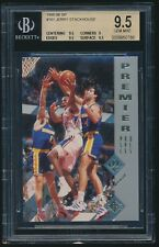 1995-96 SP rookie #161 Jerry Stackhouse rc BGS 9.5