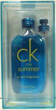 Calvin Klein CK One Summer 2008 for Men and Women Eau De Toilette Spray 3.4 oz