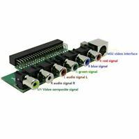 Hub sortie signal Booster vidéo RGBS pour machine de jeu NEC PCE PC Engine Grafx