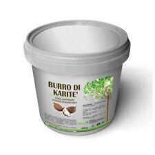BURRO DI KARITE' 500G PURO SENZA CONSERVANTI, PRODOTTO CERTIFICATO, ITALIANO