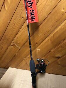 Shakespeare Ugly Stik GX2 Ice Fishing Reel & Rod Brand New