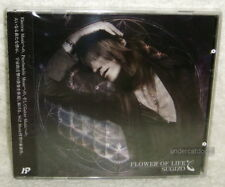SUGIZO FLOWER OF LIFE H.K. Ltd CD+DVD (LUNA SEA X JAPAN)