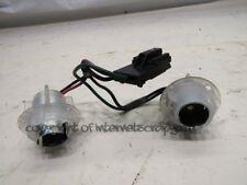 Isuzu Trooper 3.0 MK2 facelift 91-02 NSR left rear light cluster bulb holder