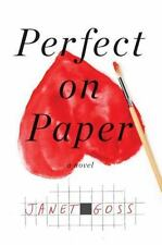 Perfect on Paper by Janet Goss (2012, Paperback) EE583
