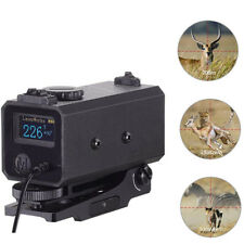 Rifle Scope Hunting Rangefinders 700m Laser Range Finder For Crossbow Archery