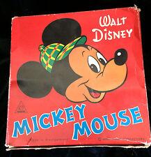 Vintage Disney Mickey Mouse + Friends 10 Stacking Nesting Blocks + Original Box