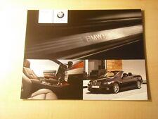 49544) BMW 3er Reihe E92 Cabrio individual Prospekt 2007