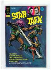 Gold Key Comics Star Trek #22 NM- 1974
