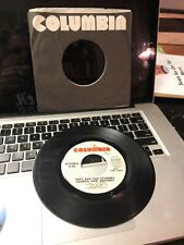 """Iggy and the Stooges """"Search and Destroy"""" 45 1973 Columbia promo mono stereo"""