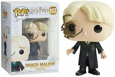 Funko POP! Harry Potter: Draco Malfoy avec Araignée Fouet Figurine