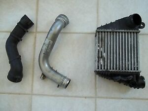 20vt Seat Leon Intercooler With Collars  in great condition