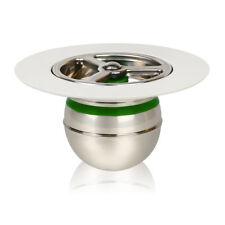 New listing 65 Stainless Bathroom Veranda Shower Laundry Odor Insect Back Flow Drain Filter