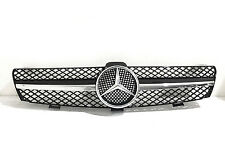 1-Fin SLS Front Grill Grille AMG Fits 2005-2008 Mercedes Benz W219 CLS