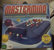 Mastermind by Pressman Board Game Codemaker Vs. Codebreaker