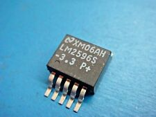 (5) NSC LM2596S-3.3 Power Converter 150kHz 3A STEP DOWN VOLTAGE REGULATOR TO-263