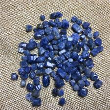 500g Natural Unheated Blue Sapphire Corundum Facet Rough Specimen